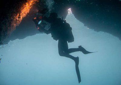 immersione - grotta delle corvine03